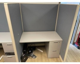 CALL CENTERS PREOWNED CUBICLE HAWORTH UNIGROUP CUBICLE