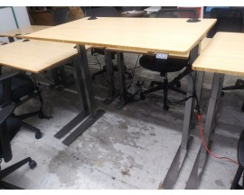 ADJUSTABLE HEIGHT DESKS - STAND UP / SIT DOWN