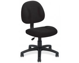 X-Sel Model #217 Casey Deluxe Posture Chair FABRIC / VINYL