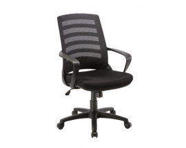 Performance - Model #25101 - Logan Midback Executive Swivel Chair - Instore Price $175
