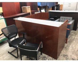 PRE OWNED RECEPTION FURNITURE