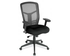 Model #7701 Cool Mesh Synchro High Back Chair