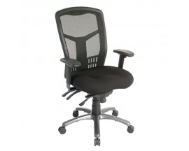 PERFORMANCE Model #7704S Cool Mesh Multi-Function High Back Chair