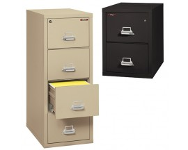 FIREKING 2 And 4 Drawer Vertical Files