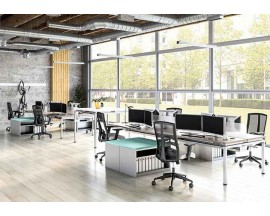 Clear Design Blade Benching - Workstations / Benching Stations - 12