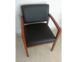 CHERRY WOOD GUEST CHAIR  - $150ea / $500 for all 4