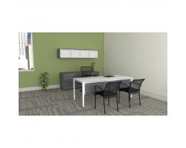Executive Glass Sling/Laminate Modesty Suite