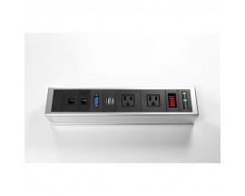 Power/Data Module -  Compatiable with All Pontenza Conference Tables