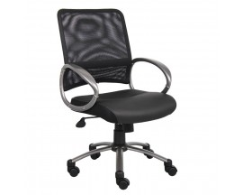 Model #12813 - Hays Mesh Back Tilter Chair