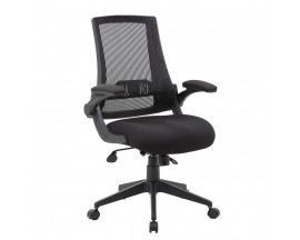 Xsel Model #13553 - Evans Mesh Back Flip Arm Task Chair