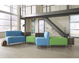 Zoll Reception Seating (DMI) - Call for Pricing!