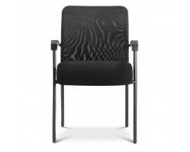 Zuri Visitor Mesh Chair - In Store Price $ 155